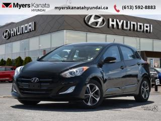 Used 2016 Hyundai Elantra GT GLS  - $78 B/W for sale in Kanata, ON