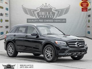 Used 2016 Mercedes-Benz GL-Class GLC 300, AWD, AMG, NO ACCIDENT, NAVI, REAR CAM, PANO for sale in Toronto, ON