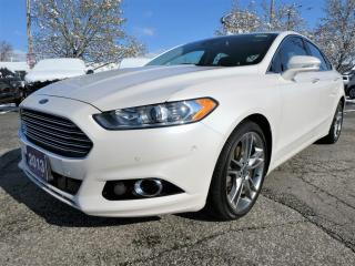 Used 2013 Ford Fusion Titanium | Sunroof | Blind Spot Detection | Heated Seats for sale in Essex, ON