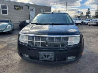 Used 2009 Lincoln MKX AWD for sale in Stittsville, ON