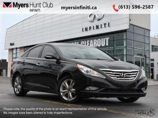 Used 2011 Hyundai Sonata Limited w/Nav for sale in Ottawa, ON