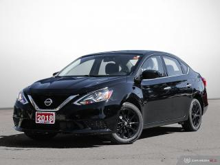 Used 2018 Nissan Sentra SV MIDNIGHT EDITION for sale in Ottawa, ON