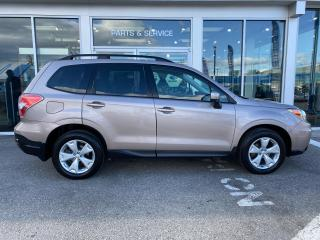 Used 2015 Subaru Forester i Convenience for sale in Vernon, BC