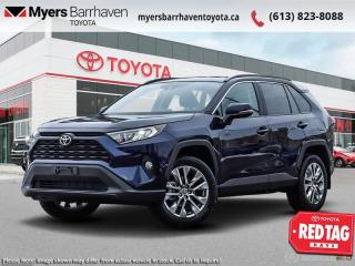 New 2021 Toyota RAV4 XLE Premium Package  - XLE Premium - $248 B/W for sale in Ottawa, ON