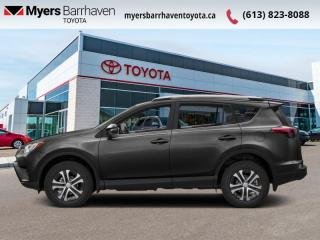 Used 2017 Toyota RAV4 LE  - Heated Seats -  Bluetooth - $149 B/W for sale in Ottawa, ON