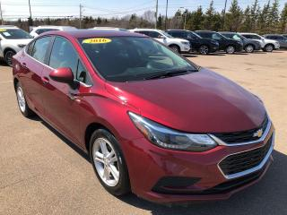 Used 2016 Chevrolet Cruze LT for sale in Charlottetown, PE