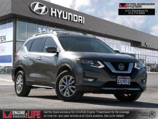 Used 2018 Nissan Rogue SV  - $138 B/W for sale in Nepean, ON
