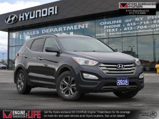 Used 2016 Hyundai Santa Fe SPORT PREMIUM for sale in Nepean, ON
