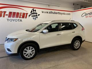 Used 2015 Nissan Rogue AWD 4dr S, CAMÉRA DE RECUL for sale in St-Hubert, QC