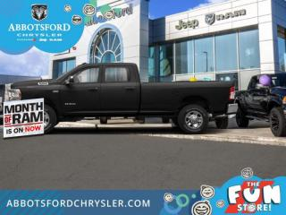 New 2021 RAM 3500 Laramie  - Chrome Styling -  Leather Seats - $545 B/W for sale in Abbotsford, BC