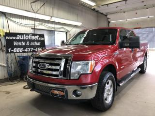 Used 2011 Ford F-150 4WD SuperCrew 157  XLT for sale in St-Raymond, QC