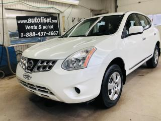 Used 2013 Nissan Rogue FWD 4dr S for sale in St-Raymond, QC