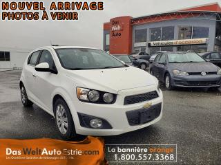 Used 2012 Chevrolet Sonic Automatique, Air climatisé, LT! for sale in Sherbrooke, QC