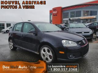Used 2009 Volkswagen Golf GTI Autobahn, Cuir, Toit, Automatique! for sale in Sherbrooke, QC