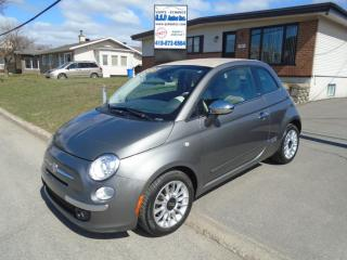 Used 2012 Fiat 500 for sale in Ancienne Lorette, QC