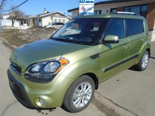 Used 2013 Kia Soul for sale in Ancienne Lorette, QC