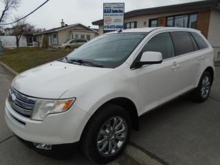 Used 2010 Ford Edge Limitée for sale in Ancienne Lorette, QC