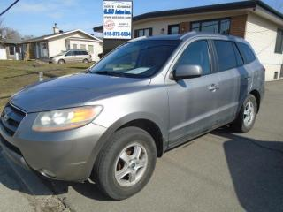 Used 2008 Hyundai Santa Fe 5 places for sale in Ancienne Lorette, QC