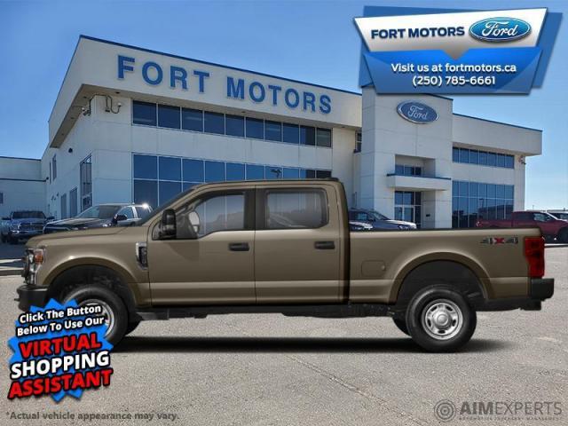 2021 Ford F-350 Super Duty XLT  - Diesel Engine - $608 B/W