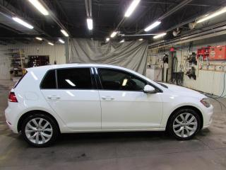 Used 2018 Volkswagen Golf Highline GPS*TOIT*CUIR*CAMÉRA for sale in Lévis, QC