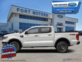 New 2021 Ford Ranger XLT  - $294 B/W for sale in Fort St John, BC