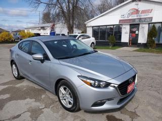 Used 2017 Mazda MAZDA3 Sport for sale in Barrie, ON