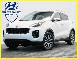 Used 2017 Kia Sportage AWD EX TOIT PANO CUIR CAM DE RECUL BOUTON POUSSOIR for sale in Brossard, QC