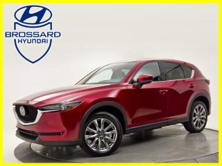 Used 2019 Mazda CX-5 AWD SIGNATURE TOIT OUVRANT CUIR CAM DE RECUL CUIR for sale in Brossard, QC