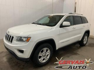 Used 2014 Jeep Grand Cherokee Laredo V6 4x4 A/C MAGS *Bas Kilométrage* for sale in Trois-Rivières, QC