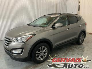 Used 2016 Hyundai Santa Fe Sport Premium AWD Toit Ouvrant Mags Sieges Chauffants *Traction intégrale* for sale in Trois-Rivières, QC