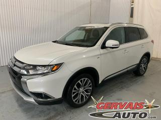 Used 2017 Mitsubishi Outlander GT V6 AWD RockFord Fosgate Cuir Toit Ouvrant Mags *7 Passagers* for sale in Trois-Rivières, QC