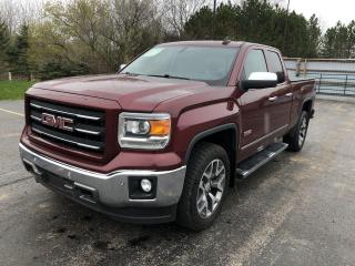Used 2015 GMC Sierra 1500 SLT ALL TERRAIN DLBE CAB 4WD for sale in Cayuga, ON
