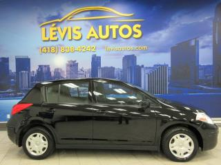 Used 2010 Nissan Versa 1,8 S AIR CLIMATISE  64100KM 1 PROPRIO G for sale in Lévis, QC