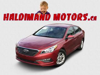 Used 2016 Hyundai Sonata GL for sale in Cayuga, ON