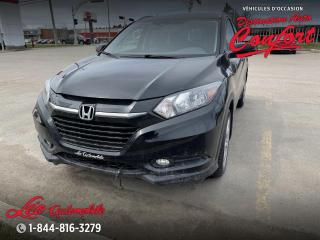 Used 2017 Honda HR-V EX-L 4 portes 4RM CVT avec Navi for sale in Chicoutimi, QC