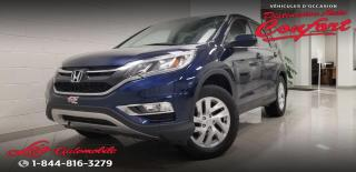Used 2016 Honda CR-V SE 5 portes TI for sale in Chicoutimi, QC