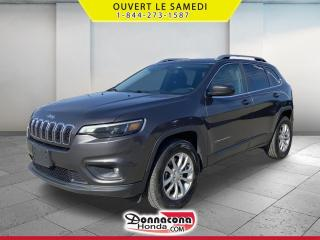 Used 2019 Jeep Cherokee North 4x4 *JAMAIS ACCIDENTE* for sale in Donnacona, QC