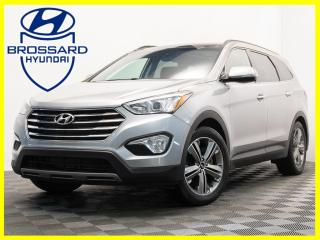 Used 2013 Hyundai Santa Fe XL LIMITED AWD 3.3L TOIT CUIR 6 PASSAGERS for sale in Brossard, QC