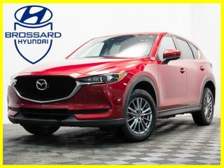 Used 2018 Mazda CX-5 Touring AWD CUIR TOIT  CAMERA DE RECUL MAGS for sale in Brossard, QC