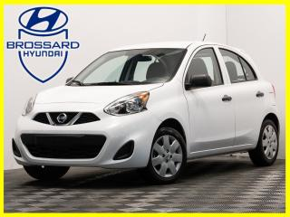 Used 2019 Nissan Micra S  BLUETOOTH CAMERA DE RECUL for sale in Brossard, QC