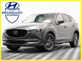 Used 2018 Mazda CX-5 CX-5  GS AWD NAV  CAMERA DE RECUL MAGS for sale in Brossard, QC