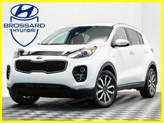 Used 2017 Kia Sportage AWD  EX CAMERA DE RECUL MAGS   SIEGES CHAUFFANT for sale in Brossard, QC