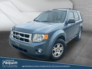 Used 2011 Ford Escape XLT 4X4 for sale in Rouyn-Noranda, QC