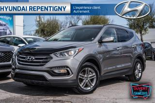 Used 2018 Hyundai Santa Fe Sport 2.4L SE AWD* CUIR, TOIT OUVRANT PANO,  MAGS, for sale in Repentigny, QC