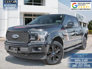 Used 2020 Ford F-150 Lariat for sale in Oakville, ON