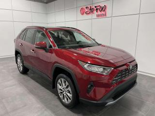 Used 2021 Toyota RAV4 LIMITED  for sale in Québec, QC