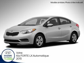 Used 2015 Kia Forte LX 4 PORTES AUTOMATIQUE for sale in Val-David, QC