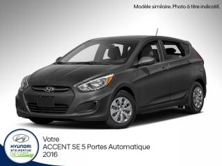 Used 2016 Hyundai Accent SE 5 Portes for sale in Val-David, QC