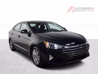 Used 2020 Hyundai Elantra PREFFERED A/C CAMERA DE RECUL SIEGES CHAUFFANTS for sale in Île-Perrot, QC