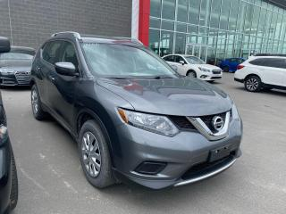 Used 2016 Nissan Rogue S A/C Caméra Bluetooth for sale in Île-Perrot, QC